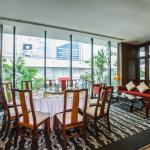 Man Ho Chinese Restaurant, 1st floor, JW Marriott Hotel Bangkok