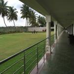 Balcony - Hotel Naveen Photo