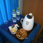 Tea & Coffee Making Facilities in Each room