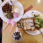Hello Kitty Cafe Hongik Universityの写真