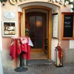 Restaurant Hotel Goldene Rose Foto