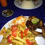 Restaurant's food