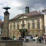 Gran Hotel y excelentes vistas en Esslingen