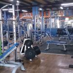 Olympic Beach Gym Foto