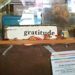 GRATIUDE INDEED