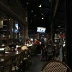 Papa Bill's Saloon by Night
