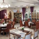 Nouvelle salle du restaurant