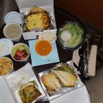 3 meals of takeout spreadout