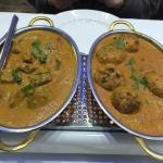 Authentic Indian food! Love the curry. Goes well with naan. Eggplant (starter, forget the name)