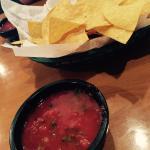 Individual Chips & Salsa