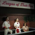 Tom Hanks, Geena Davis and Madonna