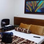 Habitación - cama