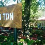 Bon Ton sign