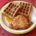 Famous Chicken and Waffles