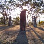 Glen Innes National Celtic Standing Stones