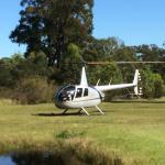 Our ride... Slattery Helicopters