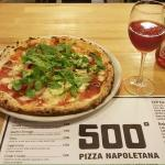500 Degrees Pizzeria