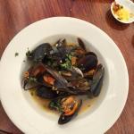 Mussels Hot Pot