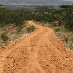 repaired road