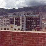 Vista desde nuestra terraza