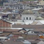 Vista del centro histórico desde nuestra terraza