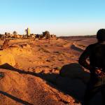 Take a walk to the nearby Bounou Kasbah