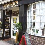 Pickwicks Shopfront from 2002
