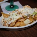 nachos grande with chicken