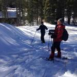 Snowshoeing Guide Tommy