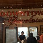 Downtown Chocolates Foto