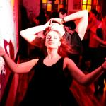 Latin dance night