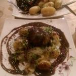 Steak and Ale Pie - Lamb Rump