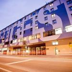 Hotel Zeitgeist Vienna Hauptbahnhof Foto