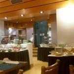 sala colazione - panormica