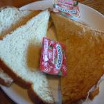 Breakfast 8/15/15-side order toast