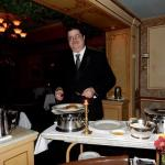 Tim is a wonderful server, with a history of great service!