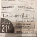 Le Luneville