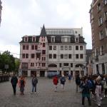 Центр старого города – прямо за углом
