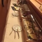 Früchstücksbuffet
