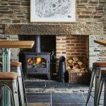 Mariners' fireplace