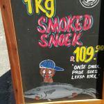 smoked snoek special
