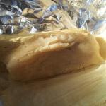 Chilaquiles, enchiladas, tamales