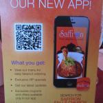 Saffron app!