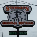Stewarts sign