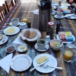 Café da Manhã - com algumas variedades