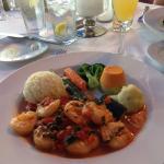 Shrimp Provencale