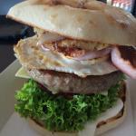 The Big Kahuna Burger