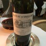 Fantastic wine