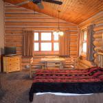Blue Bell Lodge #5 main room