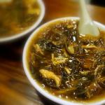 so called 'shark fin' soup